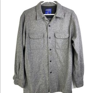 Pendleton Men's Board Button Up Shirt Size M